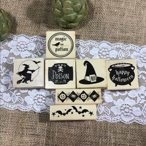 Michaels Craft Smart Halloween Stamps